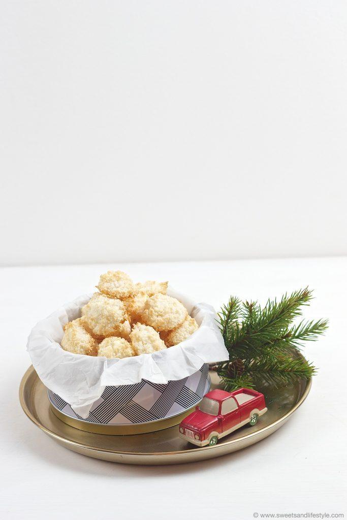 Einfaches Kokosbusserl Rezept von Sweets and Lifestyle