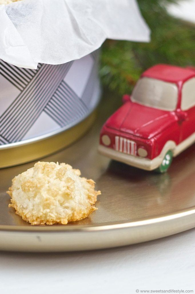 Leckere Kokosbusserl nach einem Rezept von Sweets and Lifestyle