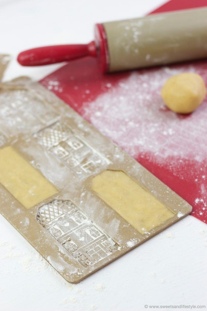 Spekulatius Herstellung nach einem Rezept von Sweets and Lifestyle