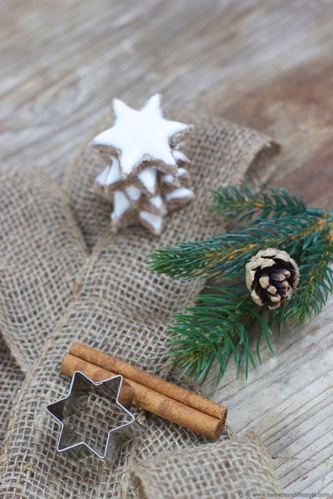 Köstliche Zimtsterne gehören zu Weihnachten einfach dazu von Sweets and Lifestyle