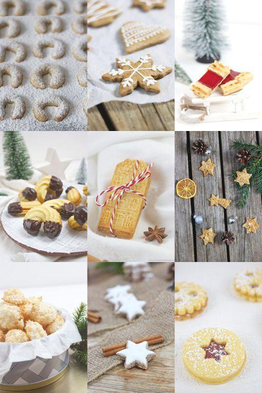 Die besten Weihnachtskekse Rezepte von Sweets and Lifestyle