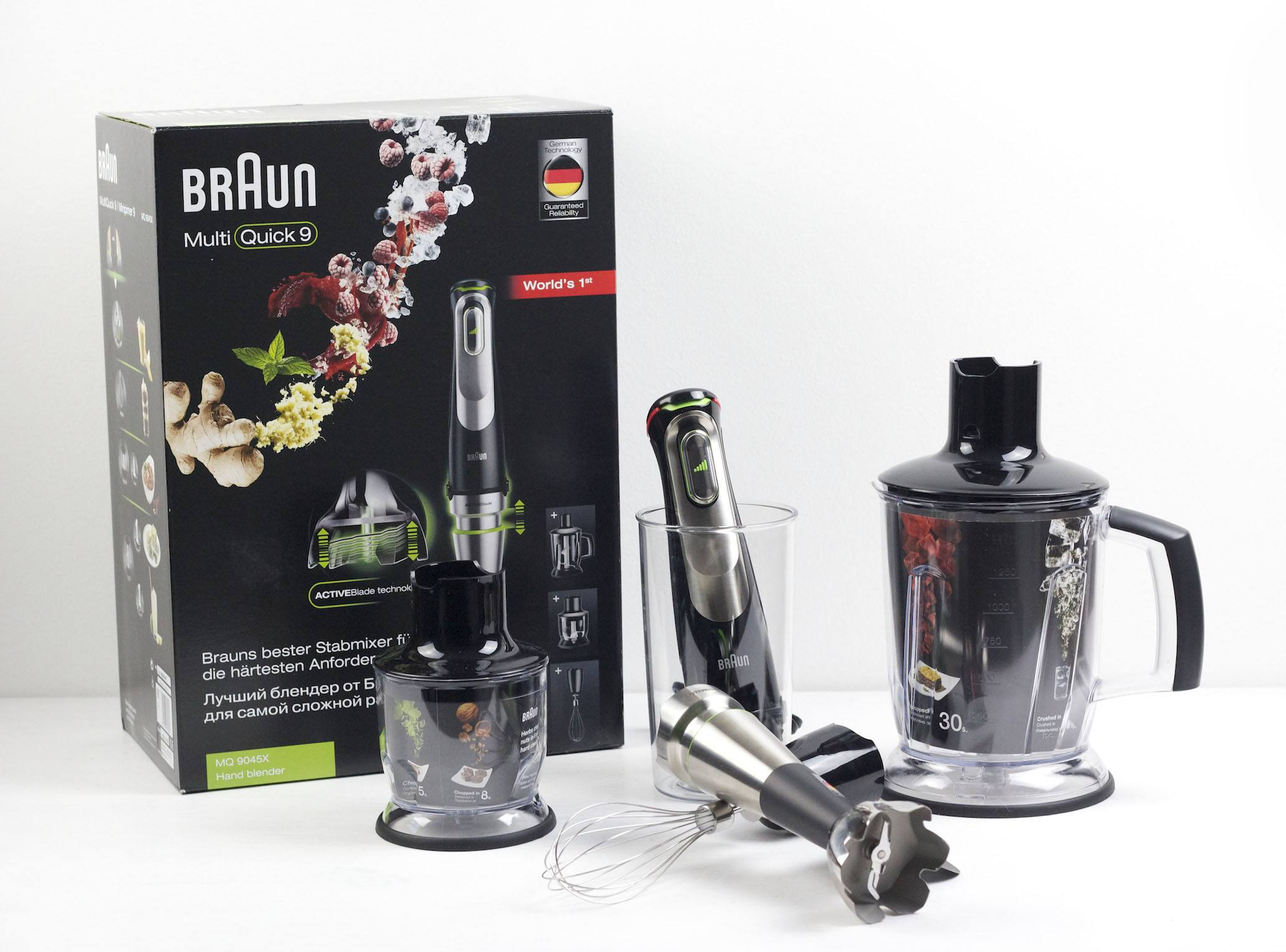 Braun Multiquick 9 Set