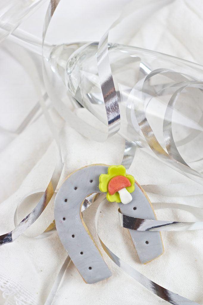DIY Hufeisen Gluecksbringer fuer Silvester nach einem Rezept von Sweets and Lifestyle
