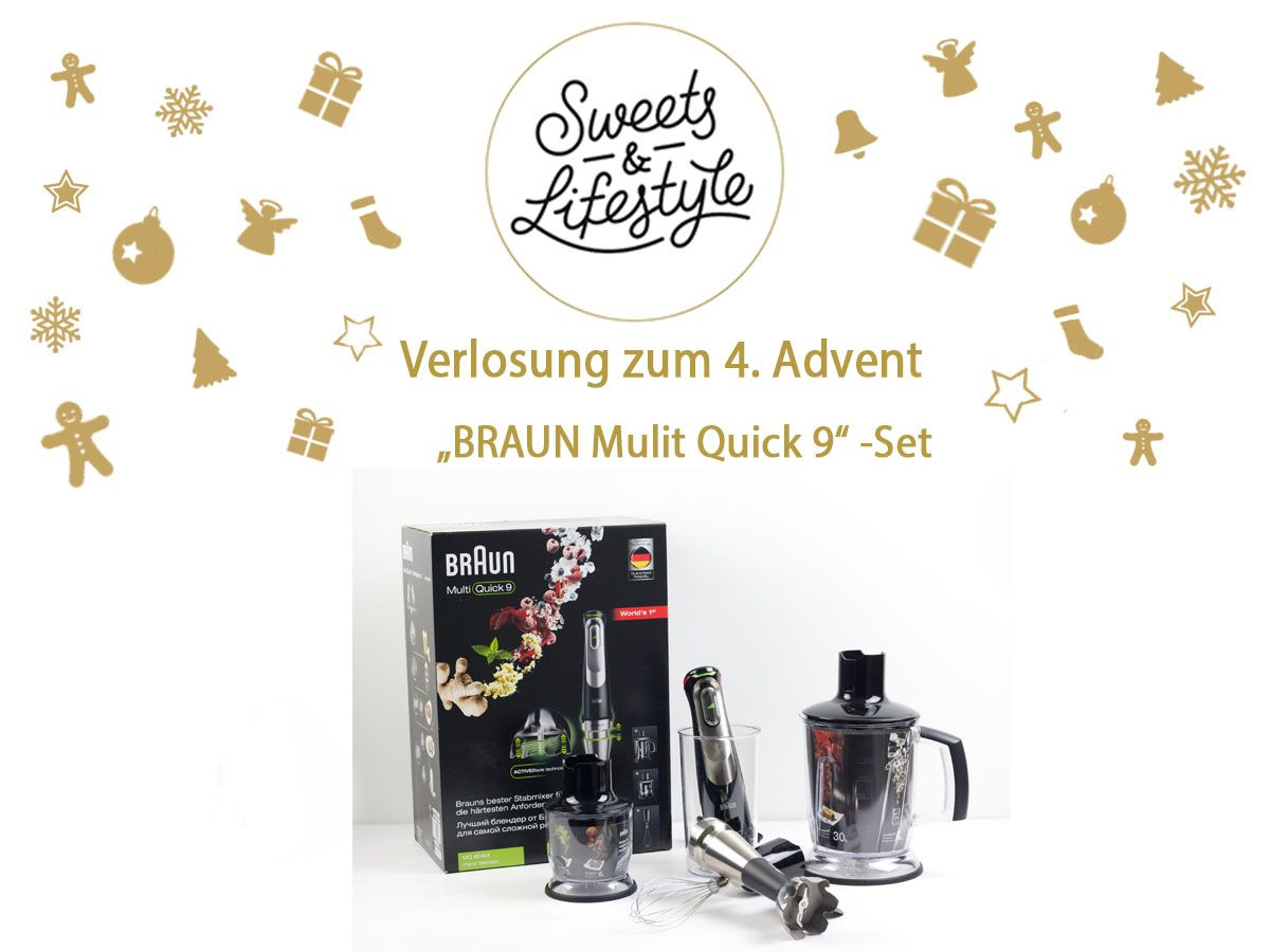 Sweets & Lifestyle Adventgewinnspiel_4.Advent