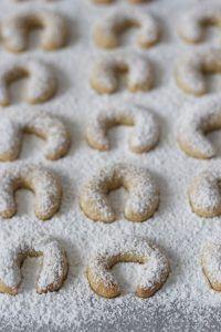 Koestliche Vanillekipferl nach einem Rezept von Sweets and Lifestyle