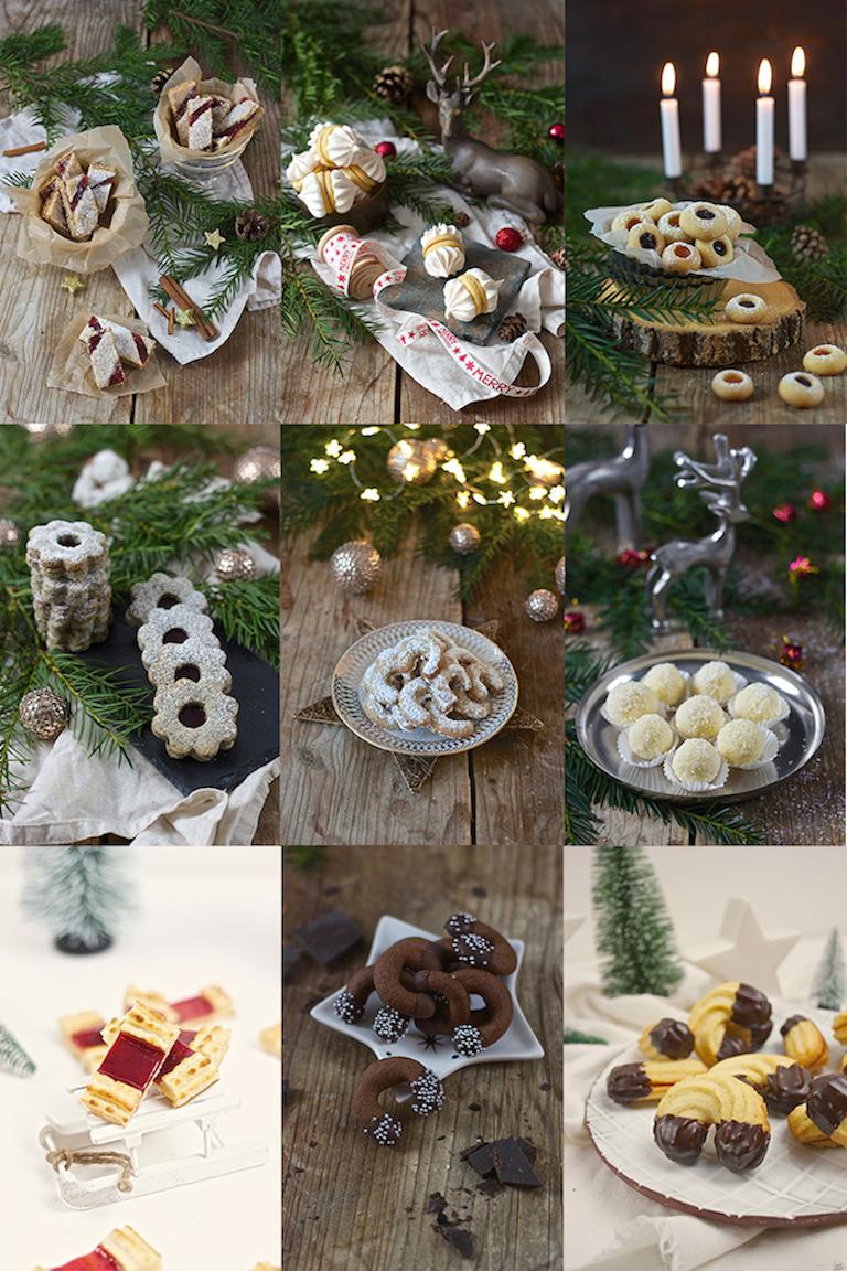 Weihnachtskekse Buch.Die Besten Weihnachtskekse Rezepte Sweets Lifestyle