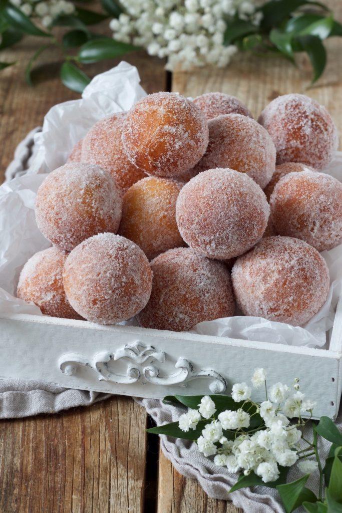 Fluffige Topfenbällchen nach einem einfachen Rezept von Sweets & Lifestyle®️