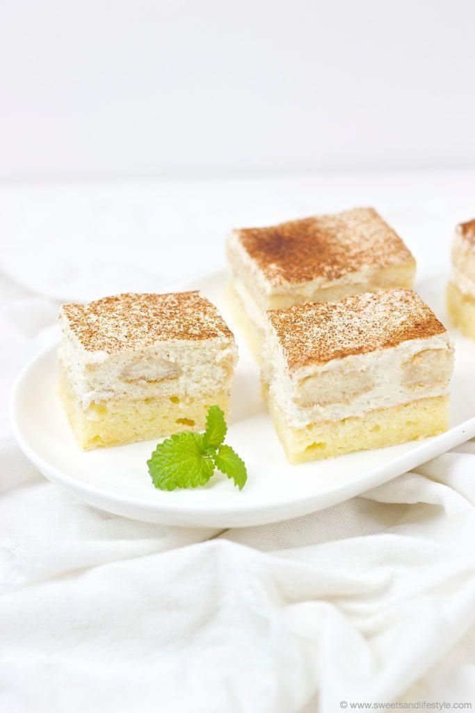 Leckere Apfelmusschnitten vom Blech nach einem Rezept von Sweets and Lifestyle