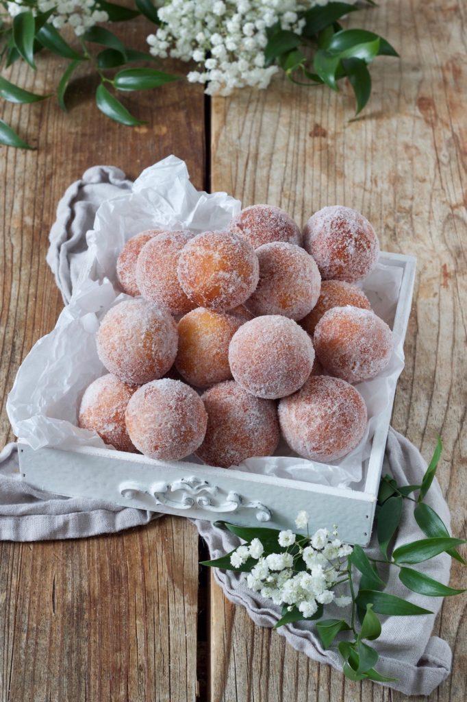 Leckeres Quarkbällchen Rezept von Sweets & Lifestyle®️