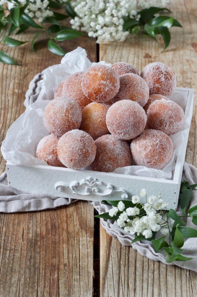 Selbst gemachte Topfenbällchen wie vom Bäcker nach einem Rezept von Sweets & Lifestyle®️