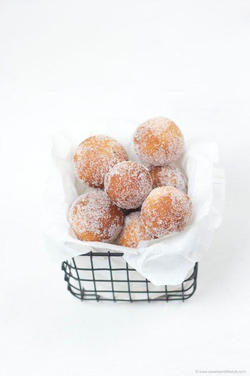 Topfenbaellchen aka Quarkbaellchen nach einem Rezept von Sweets and Lifestyle