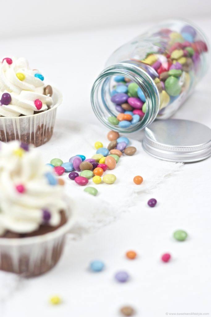 Leckere Faschingscupcakes die kinderleicht zu verzieren sind von Sweets and Lifestyle