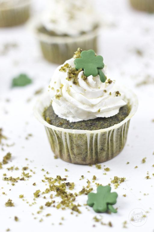 Leckere St Patricks Day Cupcakes von Sweets and Lifestyle