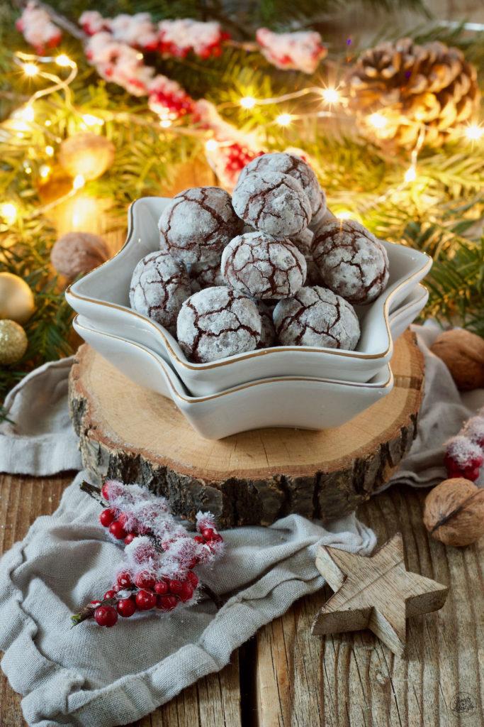 Süße Bauernbrötchen als Weihnachtskekse nach einem Rezept von Sweets & Lifestyle®