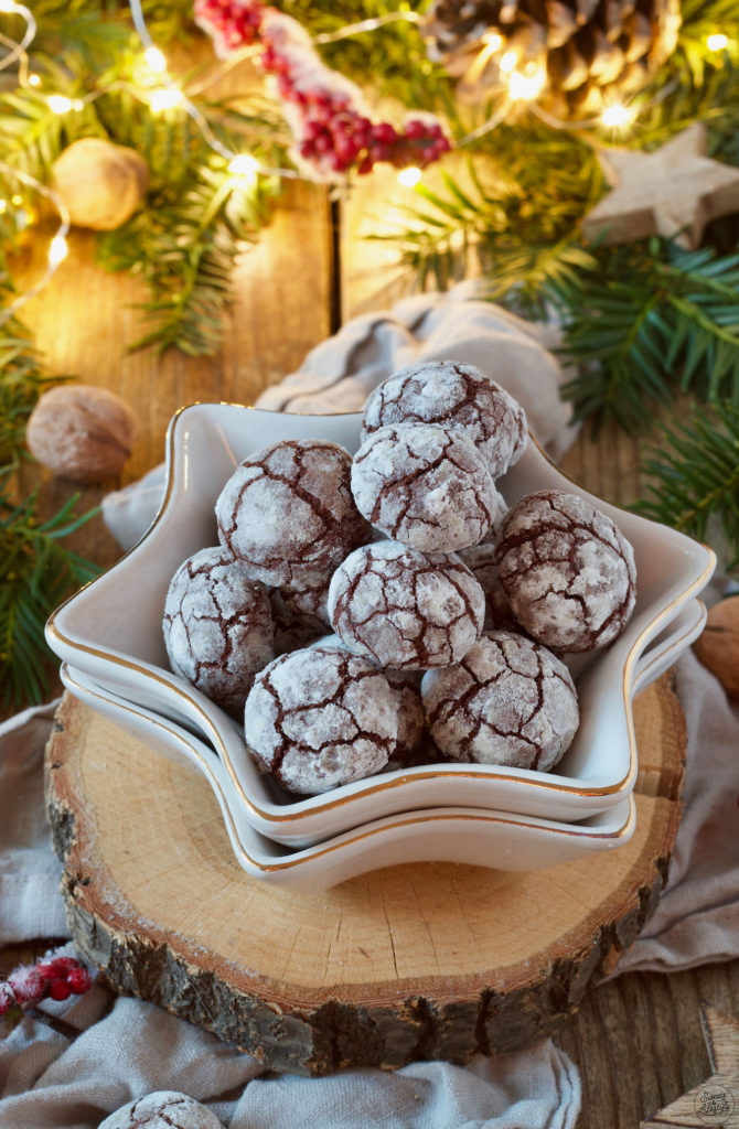 Süsse Brotlaibe als Weihnachtskekse nach einem Rezept von Sweets & Lifestyle®