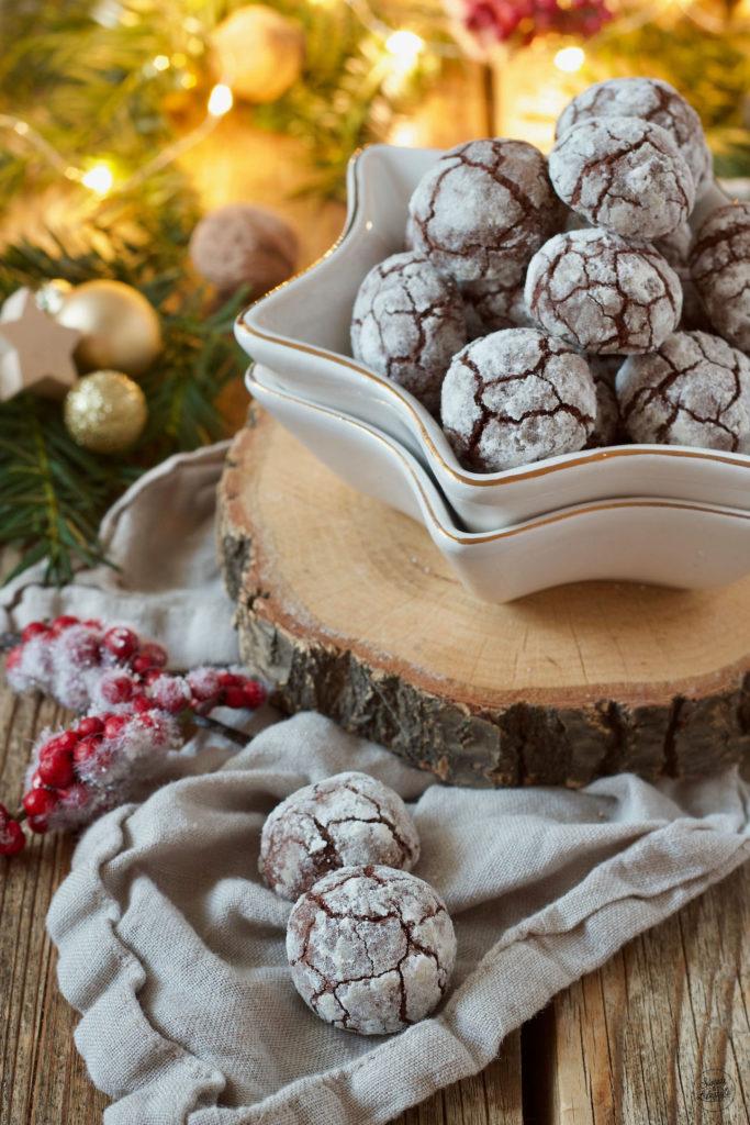 Süße Brotlaibe als einfache Weihnachtskekse von Sweets & Lifestyle®