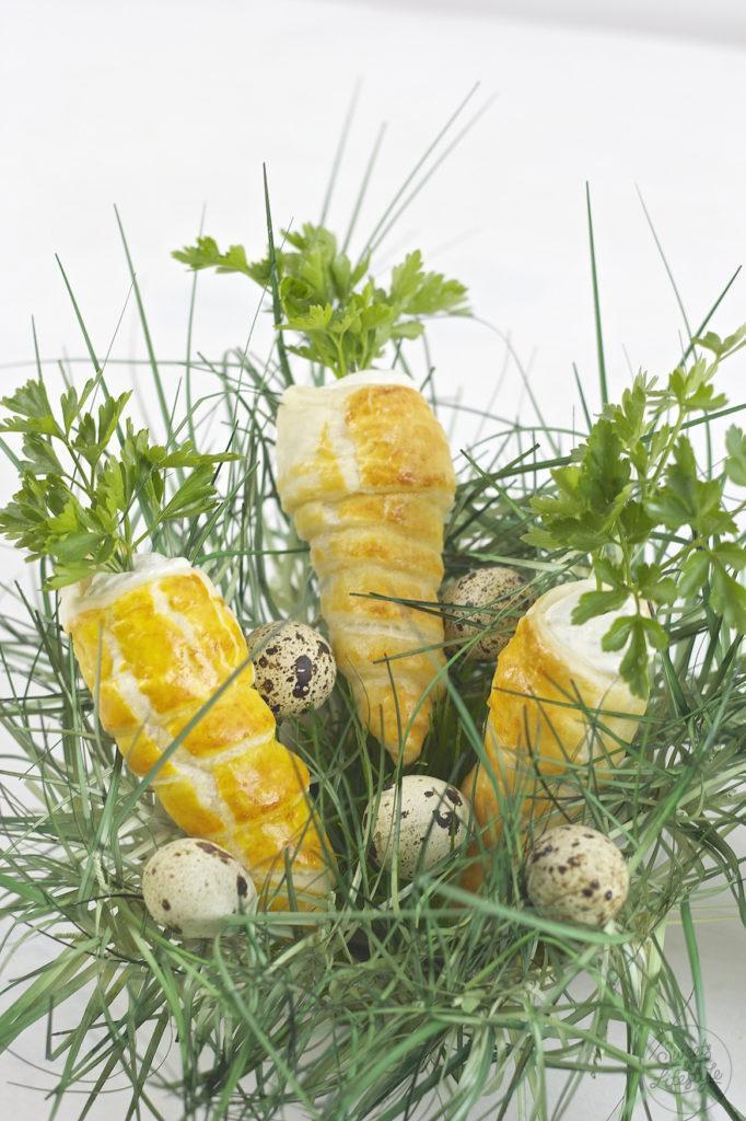 Leckere gefuellte Blaetterteig Karotten von Sweets and Lifestyle