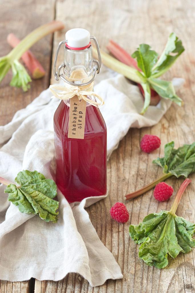 Rhabarbersirup Rezept von Sweets & Lifestyle®