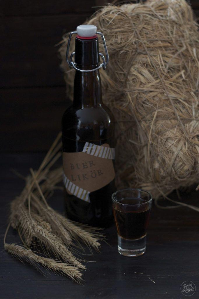 Koestliches Bierlikoer Rezept von Sweets and Lifestyle