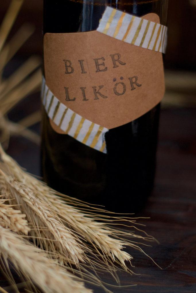 Bierlikör als Geschenk aus der Küche von Sweets & Lifestyle®