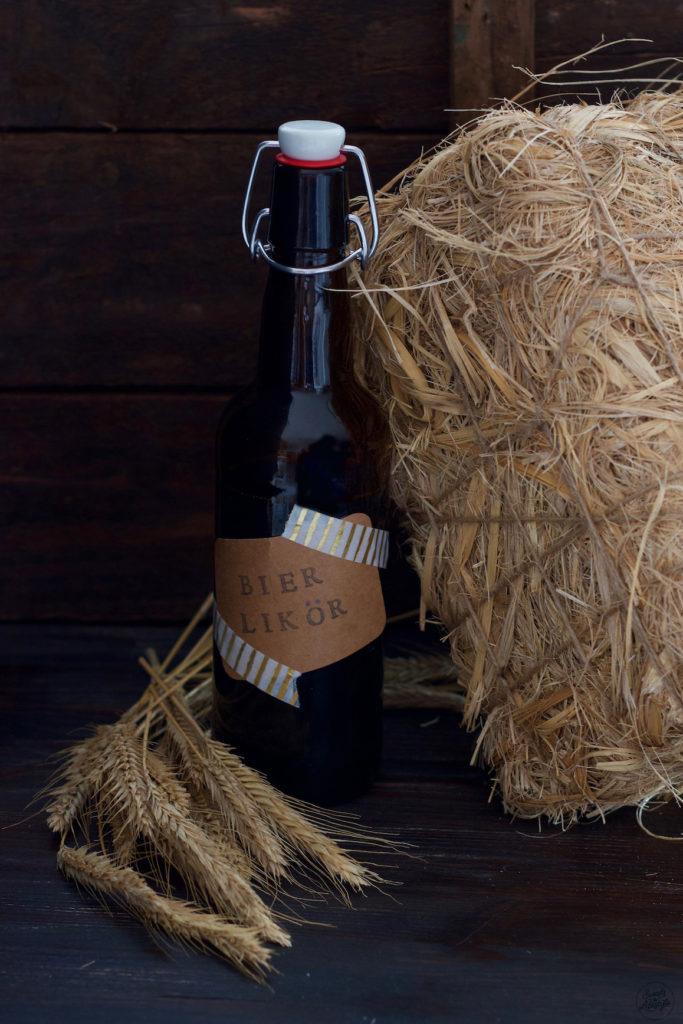 Bierlikör als Geschenk zum Vatertag von Sweets & Lifestyle®
