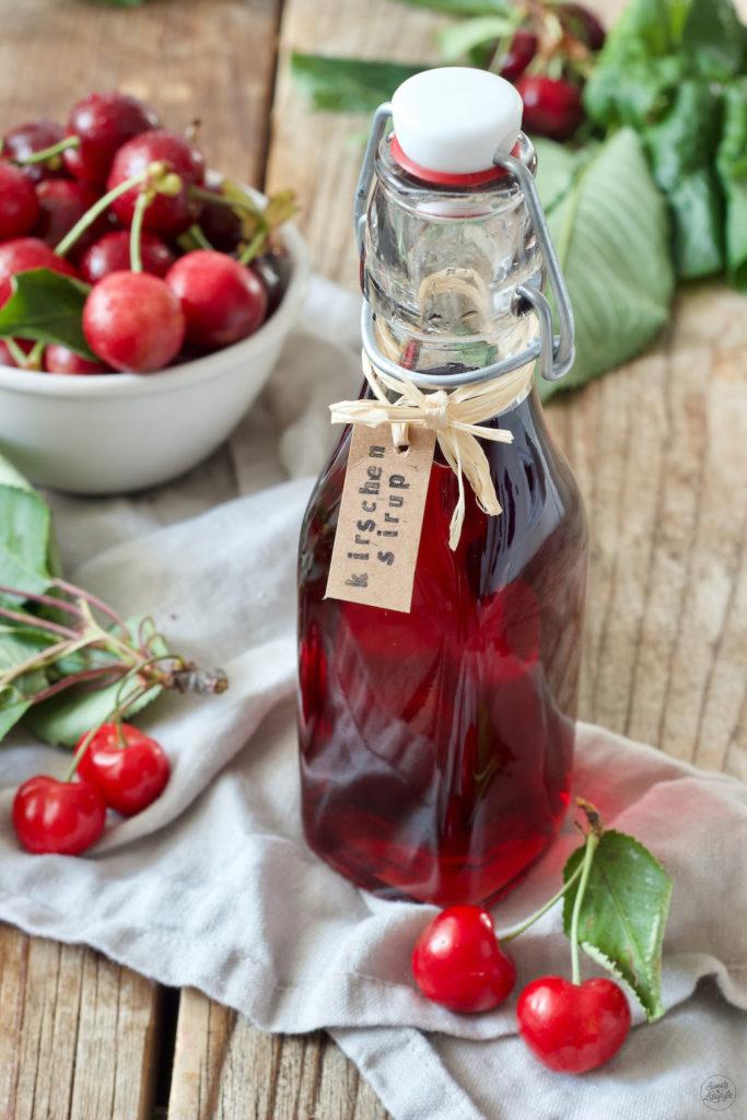 Kirschensirup Rezept von Sweets & Lifestyle®