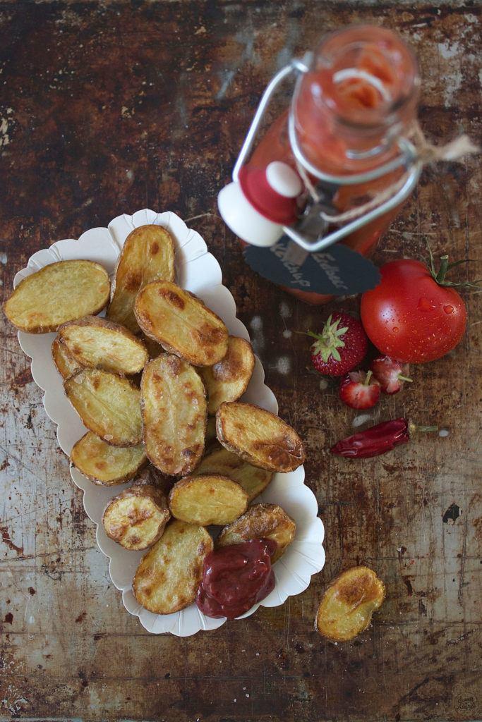 Leckeres Erdbeerketchup als Grillsauce von Sweets and Lifestyle