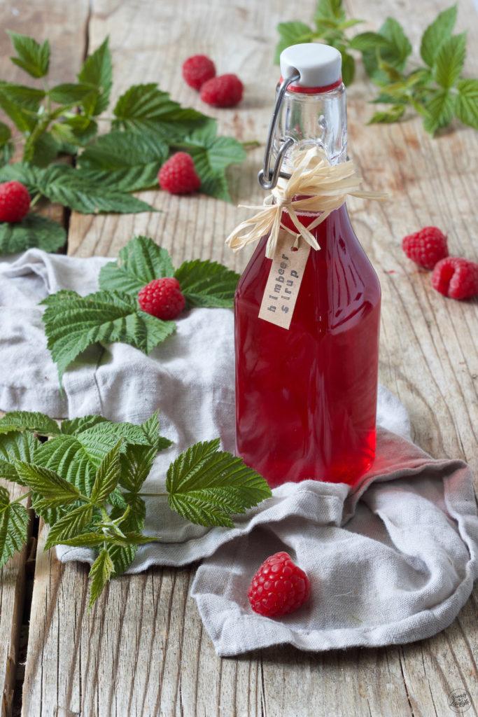 Himbeersirup Rezept von Sweets & Lifestyle®