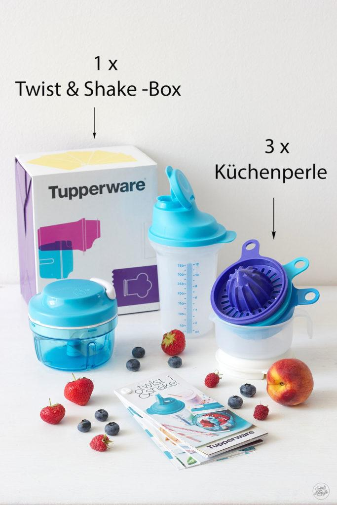 Tupperware Produkt Verlosung bei Sweets and Lifestyle