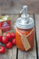Leckere rauchige BBQ Sauce von Sweets and Lifestyle