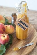 Leckerer Pfirsichketchup von Sweets and Lifestyle