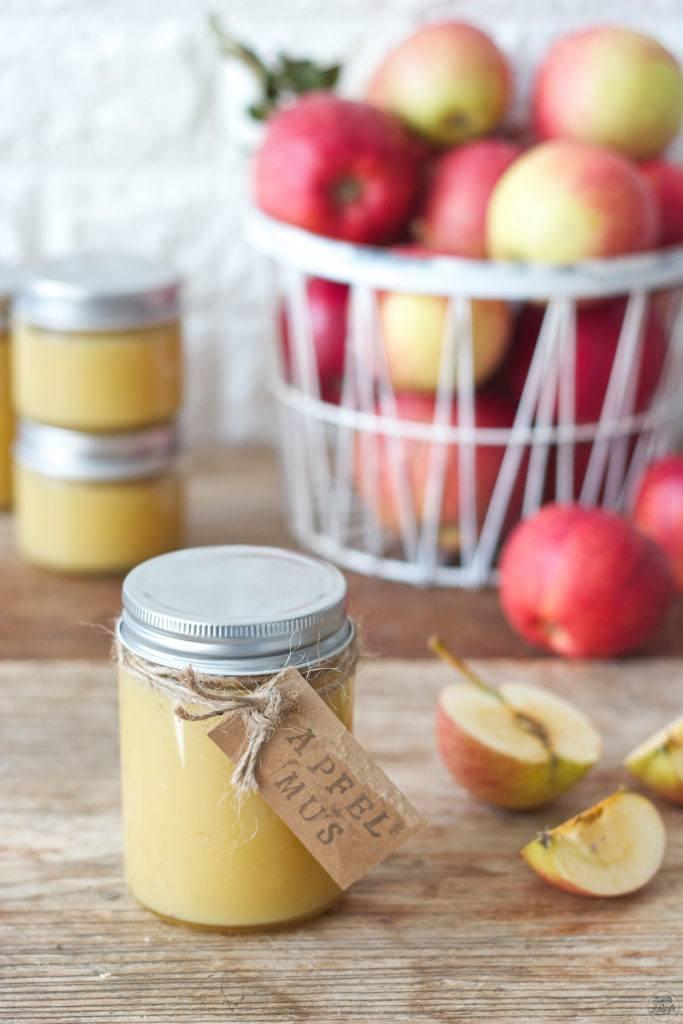 Apfelmus Rezept von Sweets & Lifestyle