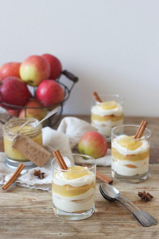 Apfelmustiramisu Rezept von Sweets & Lifestyle