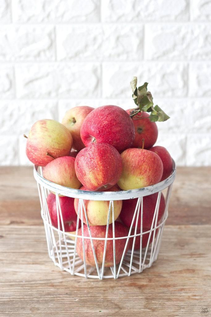 Frische Äpfel für das Apfelmus von Sweets & Lifestyle