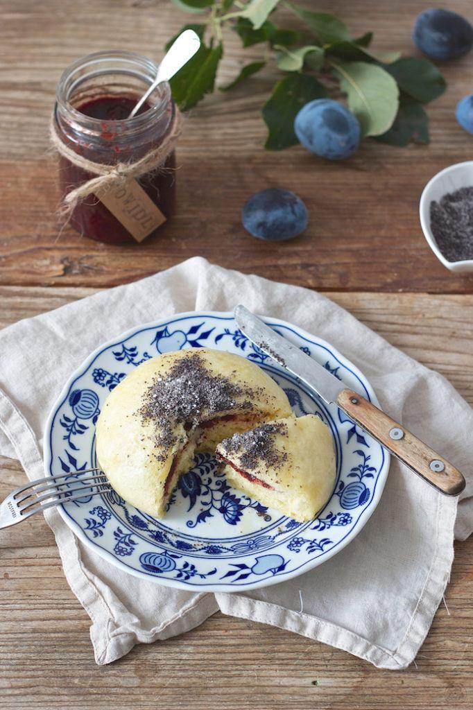 Köstliche Germknödl mit selbst gemachten Powidl von Sweets & Lifestyle
