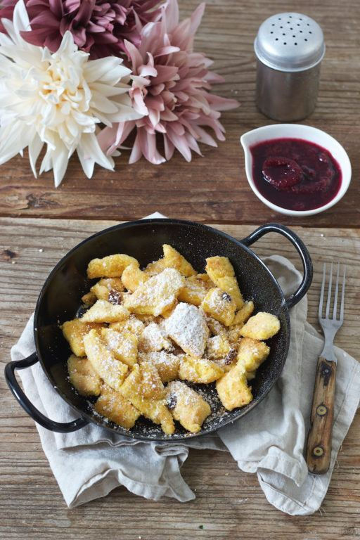 Kaiserschmarrn nach einem Rezept von Verena aka Sweets & Lifestyle