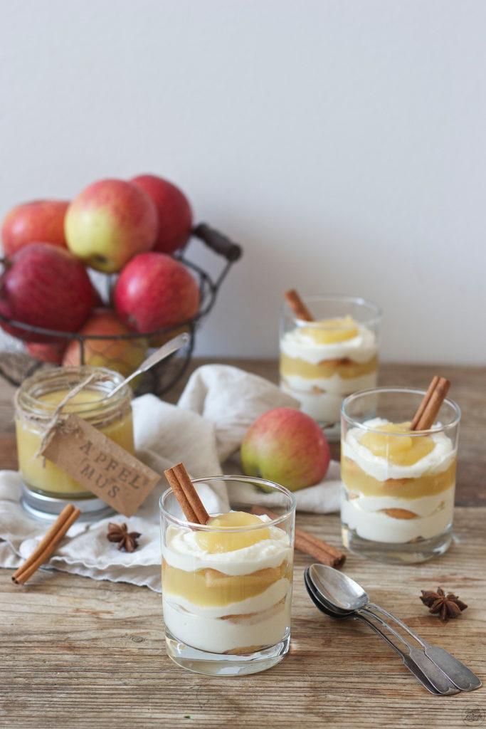 Koestliches Apfelmustiramisu Rezept von Sweets & Lifestyle