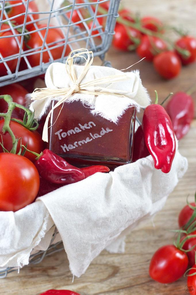 Leckere Tomatenmarmelade von Sweets & Lifestyle