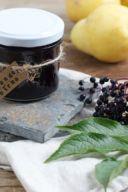 Rezept Holunder Birnen Marmelade von Sweets & Lifestyle