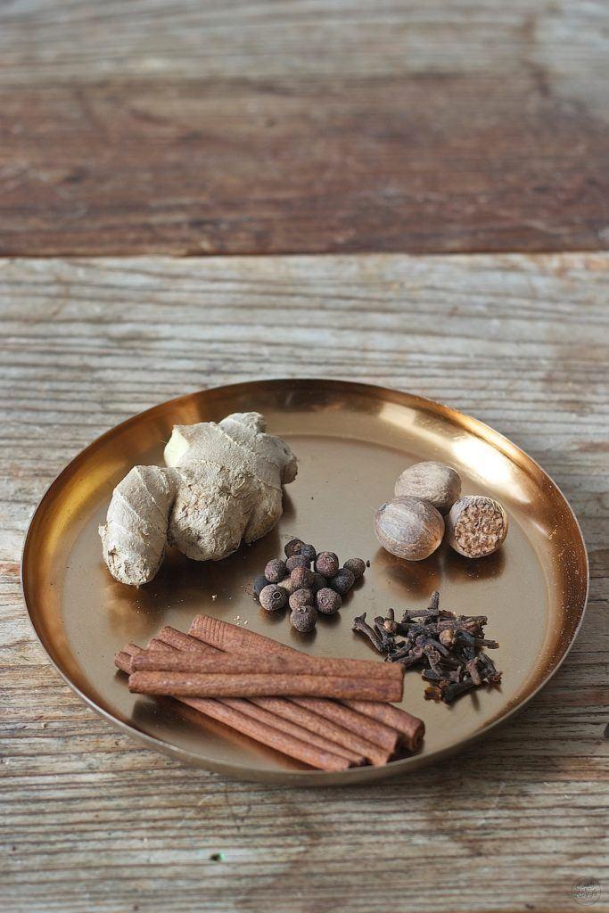 Selbst gemachtes Kürbiskuchengewürz von Sweets & Lifestyle