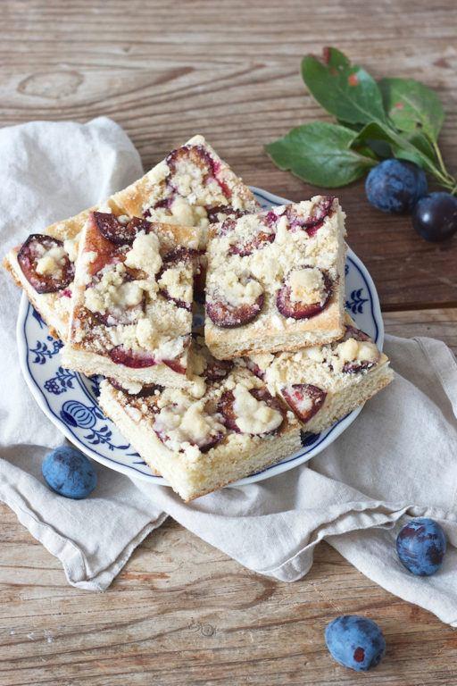 Leckere Zwetschkenfleck von Sweets & Lifestyle