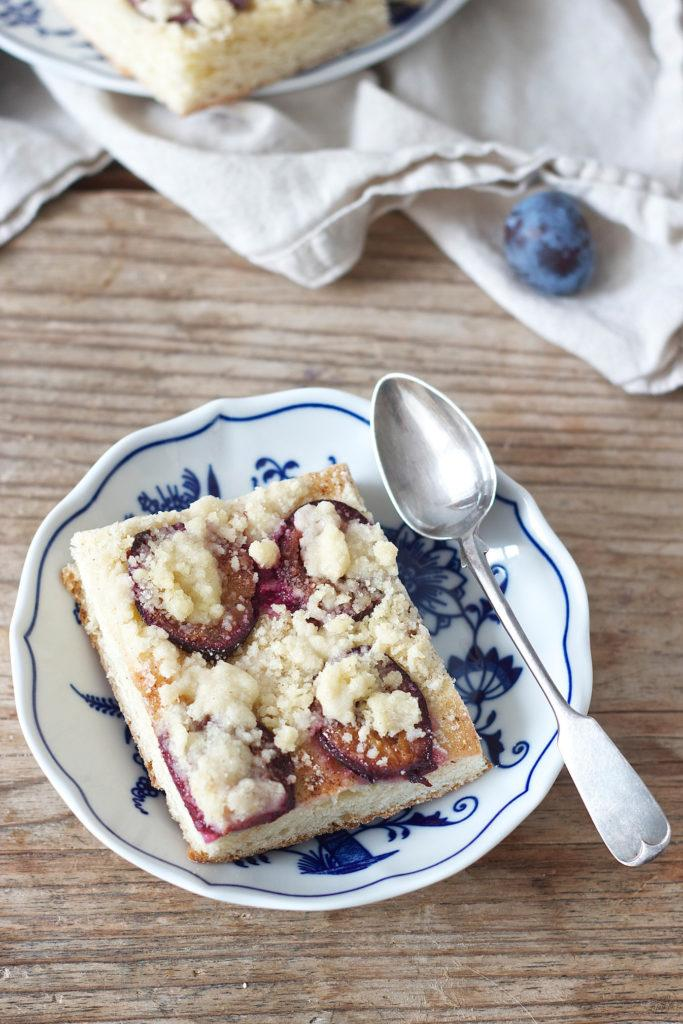 Zwetschkenfleck mit Streusel von Sweets & Lifestyle