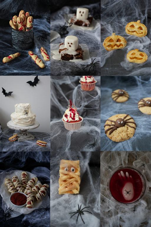 Meine besten Halloween Rezepte Sweets & Lifestyle