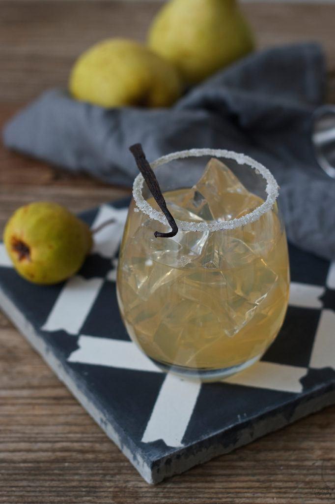 Birnen Vanille Cocktail Rezept von Sweets & Lifestyle