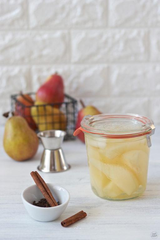 Birnenkompott mit Orangenlikör von Sweets & Lifestyle®