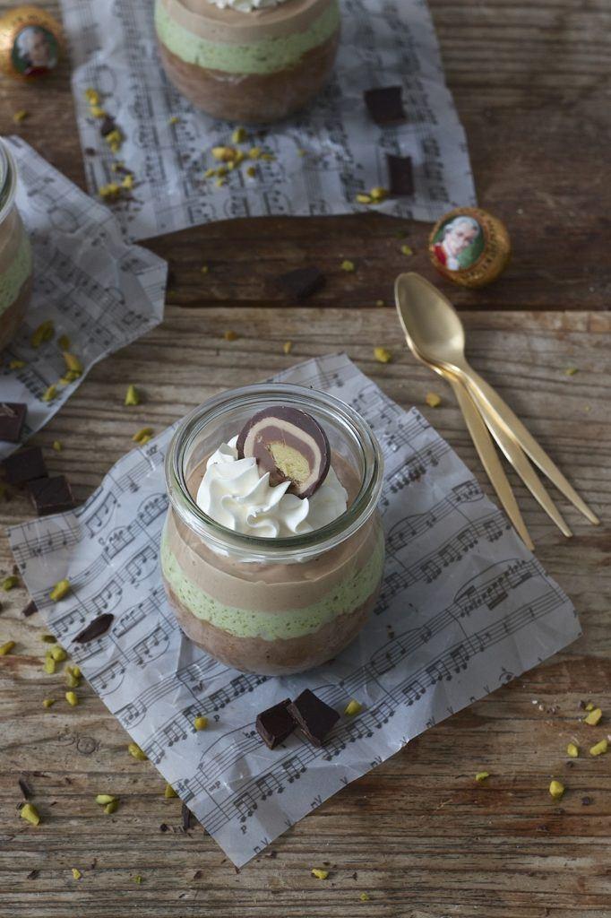 Dreierlei Mousse vereint im Mozartmoussesorten von Sweets & Lifestyle®