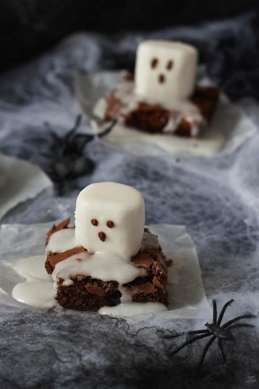 Geisterbrownies von Sweets & Lifestyle