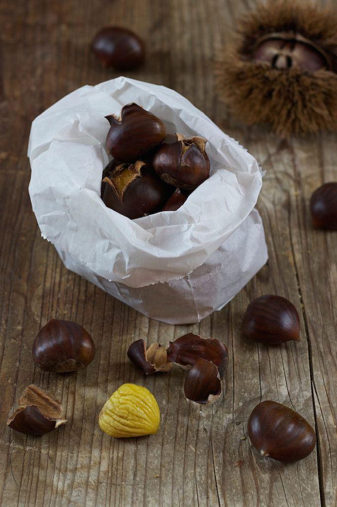 Leckere Maroni frisch aus dem Backrohr von Sweets & Lifestyle®