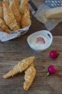 Leckere selbst gemachte Kaesestangerl von Sweets & Lifestyle