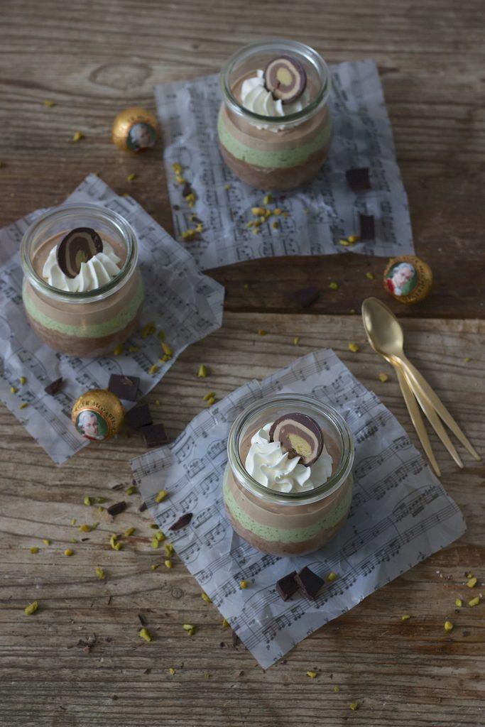 Köstliches Mozartmousse im Glas serviert von Sweets & Lifestyle®
